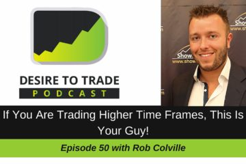 050: Successfully Swing Trading Forex & Looking At High Timeframes Rob Colville