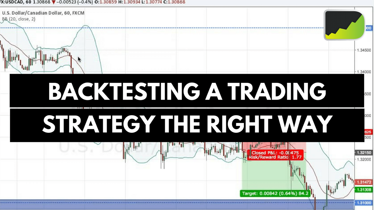 Online backtesting trading strategies