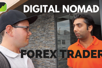 Hanging Out With A Digital Nomad Forex Trader - Bangkok Forex Trading Vlog