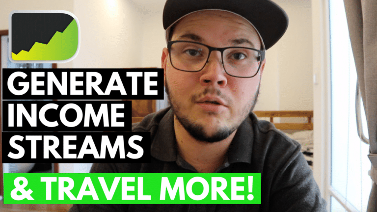 How To Create Income Streams To Travel The World & Experience Freedom!
