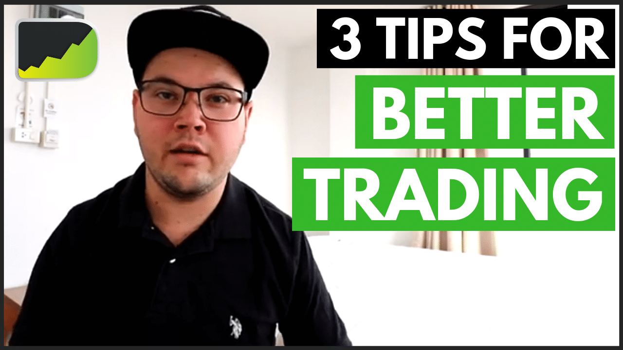 3 (INSANELY SIMPLE) Trading Tips