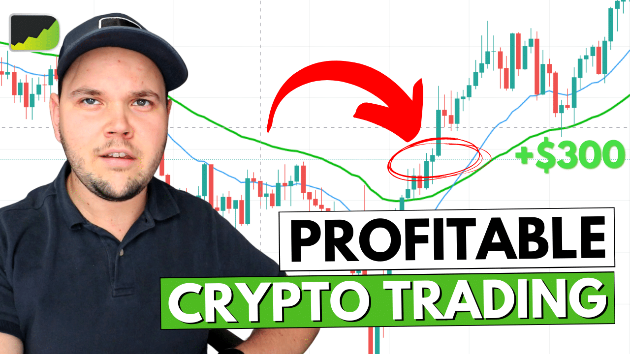 My Favorite Swing Trading Strategy For Crypto (64% accuracy!)
